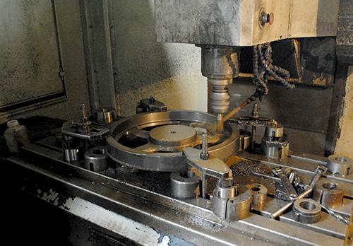 精加工—SPC皮带轮规格
