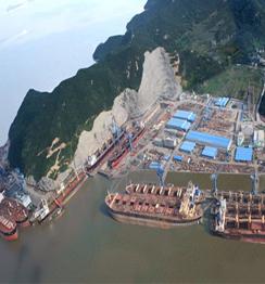舟山市鑫亚船舶修造有限公司林经理对帛扬皮带轮的评价