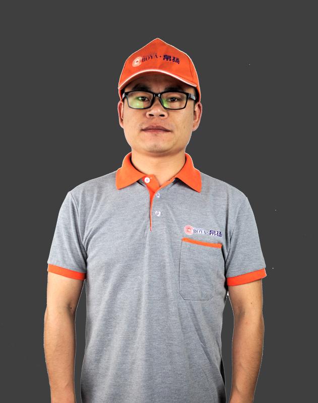帛扬技术专员-杨韦韦