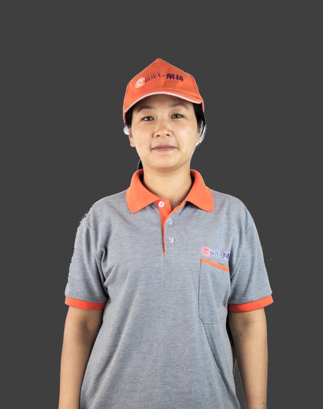 帛扬技术专员-张广红
