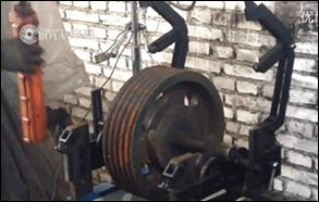 锥套皮带轮动平衡测试实操视频