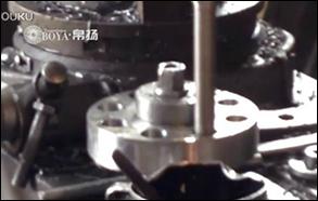 弹性柱销联轴器的开孔流程
