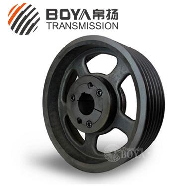 SPC450-06-4545-65皮带轮帛扬制造厂家直销欧标锥套皮带轮