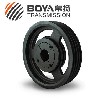 SPC1000-04-5050-125皮带轮图纸|美标皮带轮|铝皮带轮