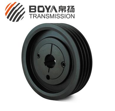 SPA560-04-3535-90选帛扬锥套皮带轮铸造厂家