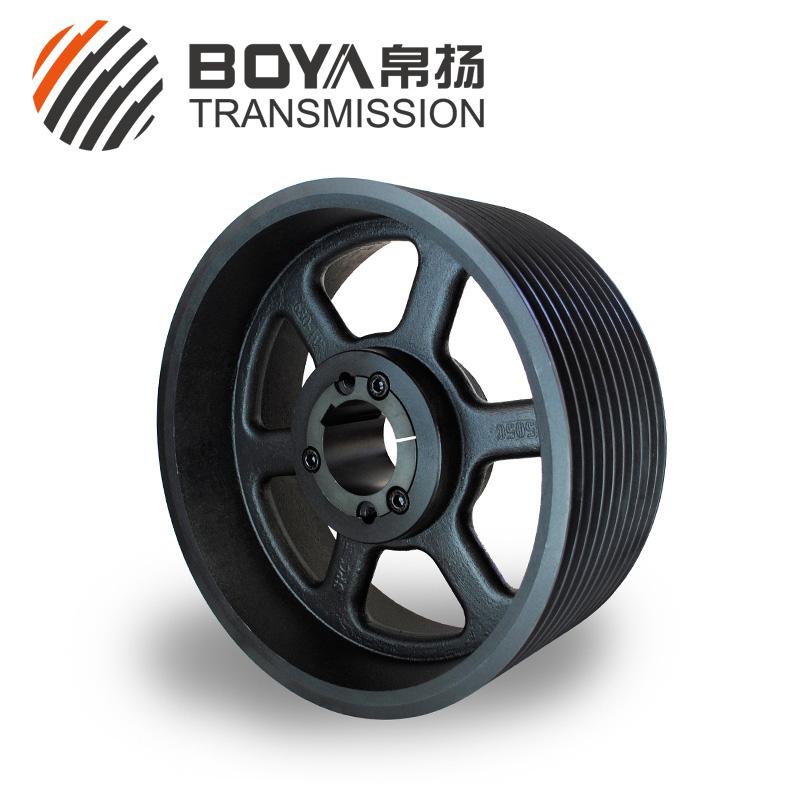 SPC560-10油泵三角皮带轮SPC型皮带轮生产—帛扬直销