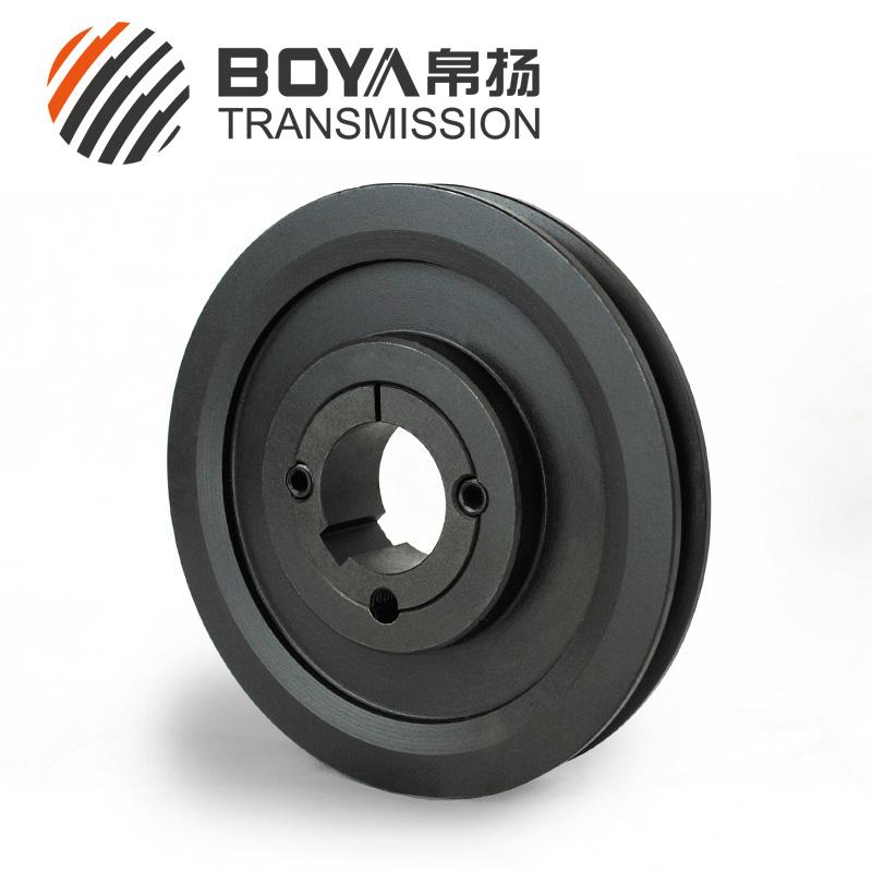 SPZ190-01压缩机传动皮带轮选帛扬传动轮定制厂家