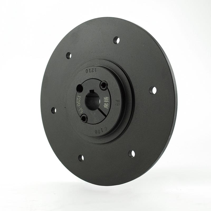 风机箱轴盘耐磨铸铁锥套轴盘批发SM3020