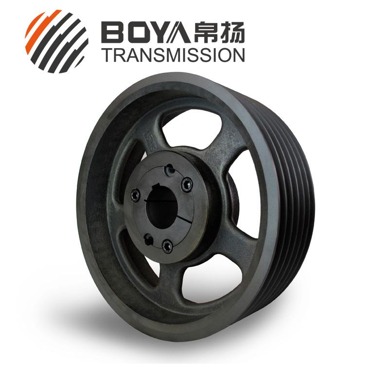 SPC500-06皮带轮帛扬制造厂家直销欧标锥套皮带轮