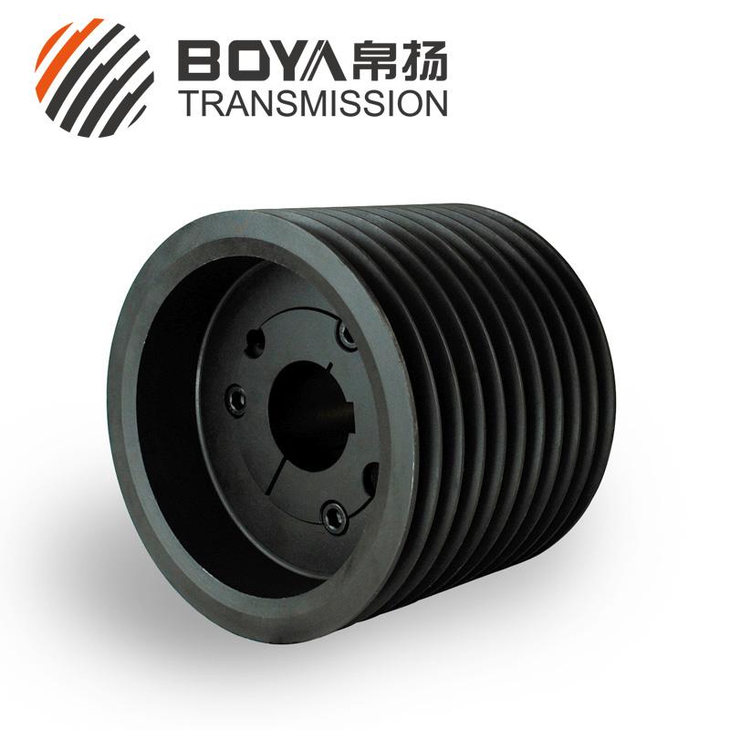 SPC280-10注料机锥套皮带轮SPC型皮带轮定制厂家-帛扬