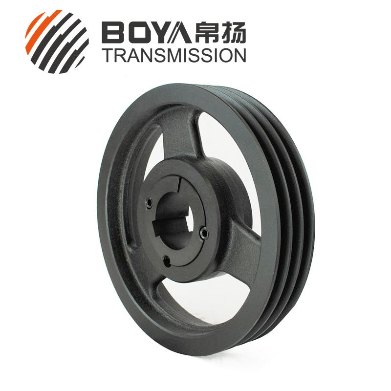 SPZ400-03空调欧标皮带轮压缩机皮带轮选帛扬牌