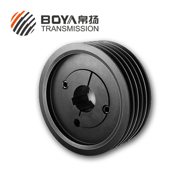欧标锥套皮带轮 单/双/多槽皮带轮 皮带轮生产厂家(WAP)